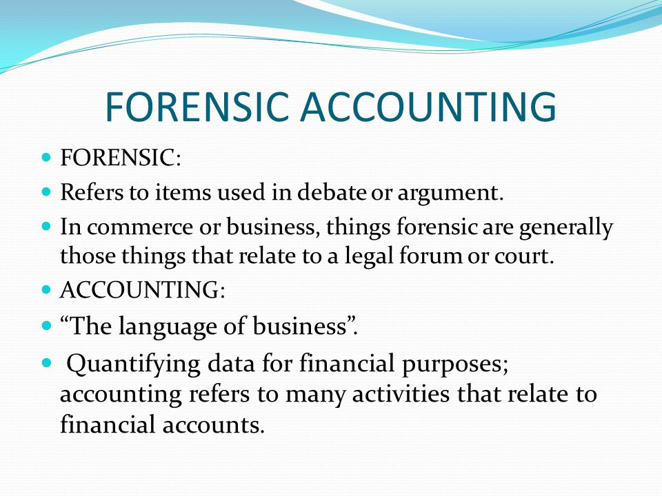 The Hottest Jobs For College Grads Forensic Accountant Combines Accounting Auditing And Investigative Skills 30 000 150 000 Logistics Manager Plan Ppt Download