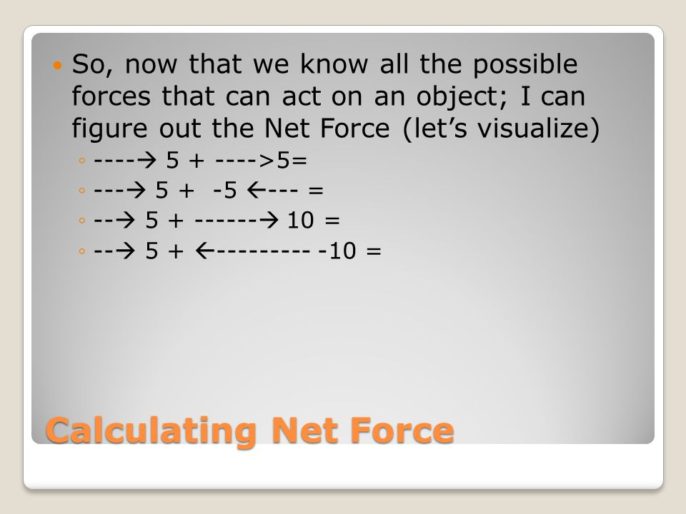 Non-Contact Forces (cont.) Gravity is the pull that every object always exerts on every other object due to their masses.