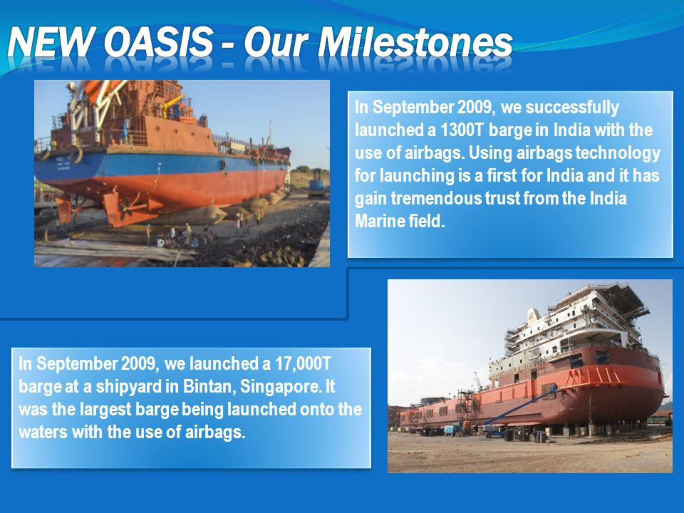 Established in 2006, New Oasis is the first company in Singapore