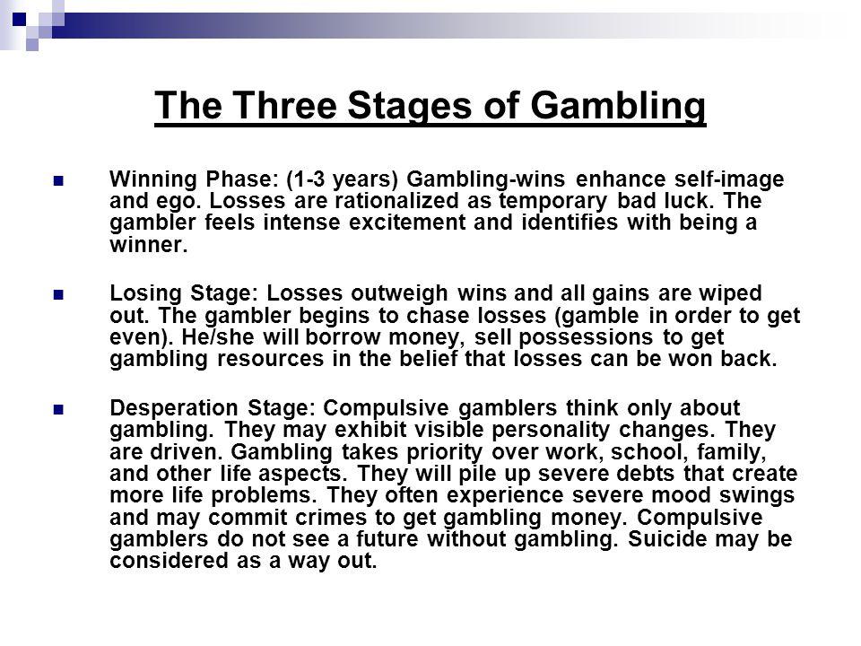 Compulsive gambling personality как попасть в procter gamble