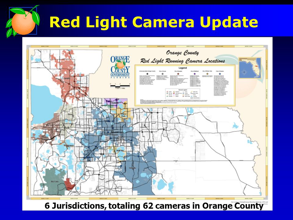 PUBLIC WORKS DEPARTMENT RED LIGHT CAMERA UPDATE FY Budget