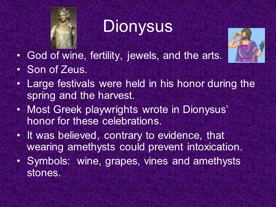 Greek Mythology For Eighth Grade Students By Claire Larocca Ppt