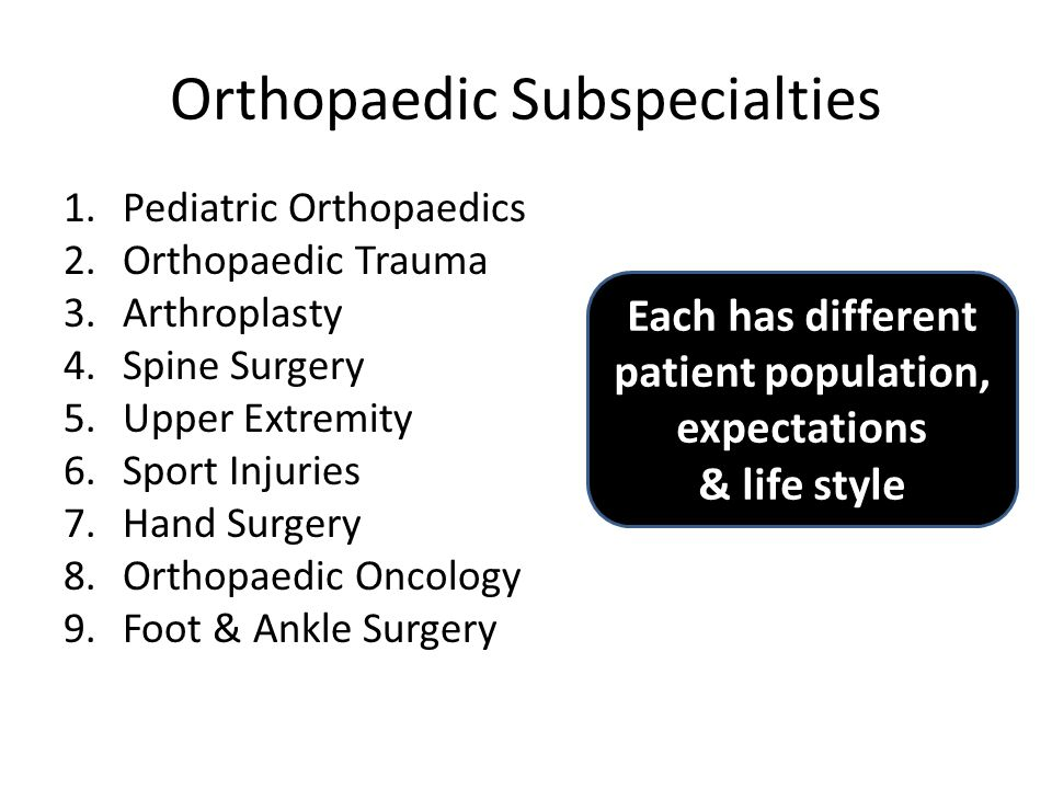 Introduction to Orthopaedics It will be your best course ever when