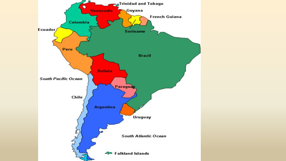 Map Of Spain To Label.Use Pages A8 A11 To Label Your Map Of The Americas South America