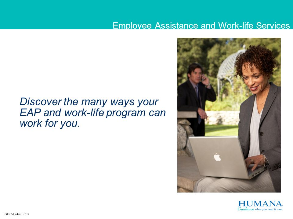 Discover the many ways your EAP and work-life program can work for you.