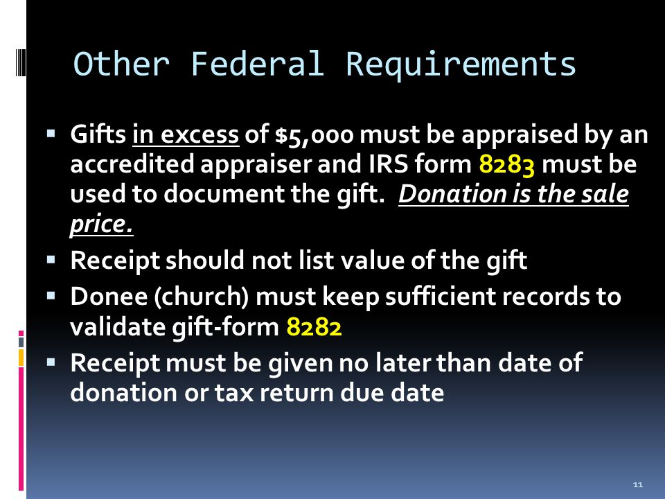 Your Church And The Irs What You Need To Know What You Need To Do C
