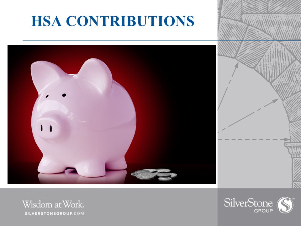 HSA CONTRIBUTIONS