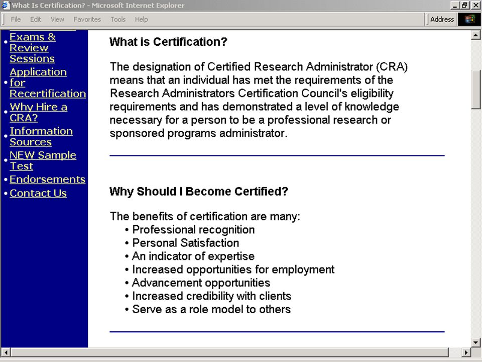 Professional Organizations In Research Administration Jim Peterson