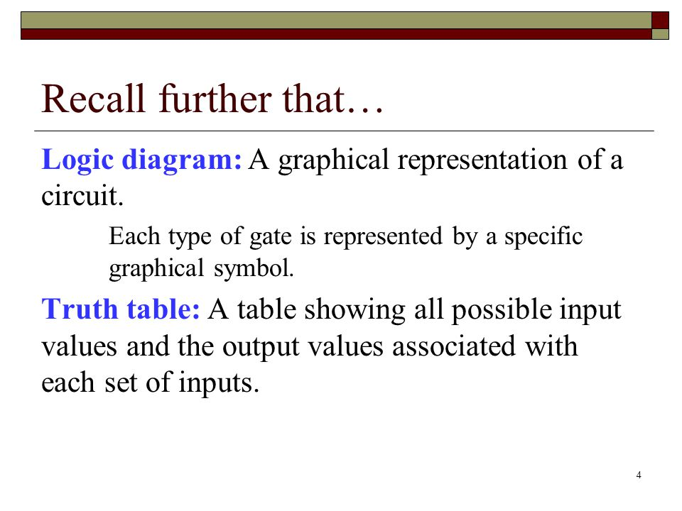 functional notation addendum to chapter 4 2 logic notation systems rh slideplayer com  logic diagrams and truth tables are equally powerful in expressing the processing gates and circuits