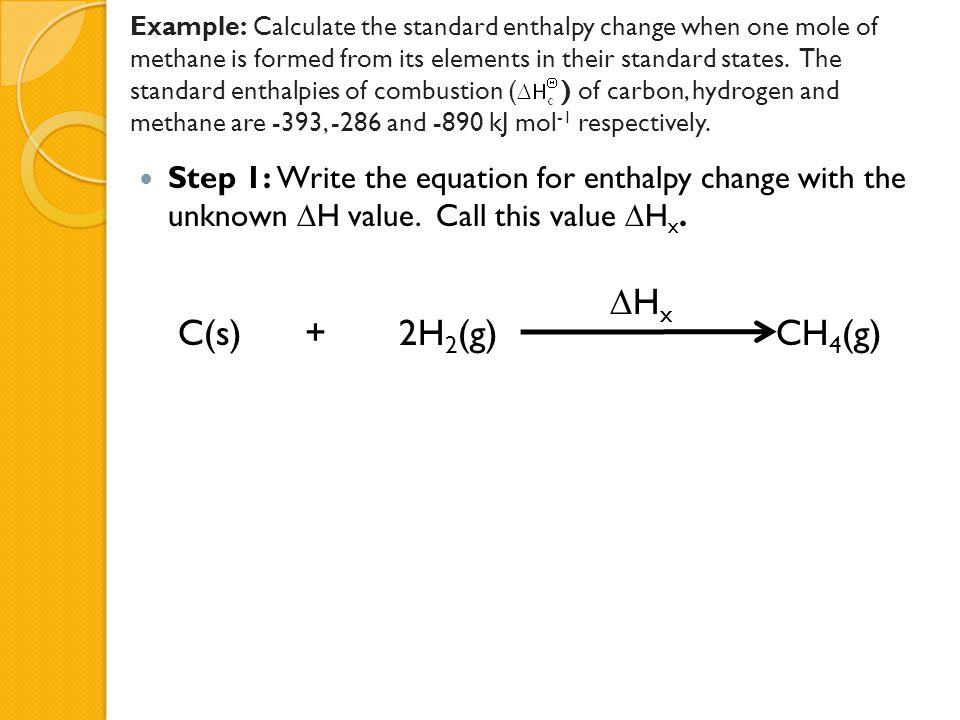 Energetics IB Topics 5 & 15 PART 2: Calculating  H via Bond