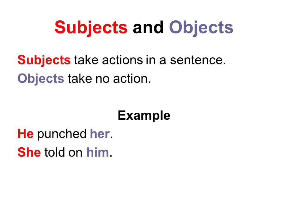 take action in a sentence