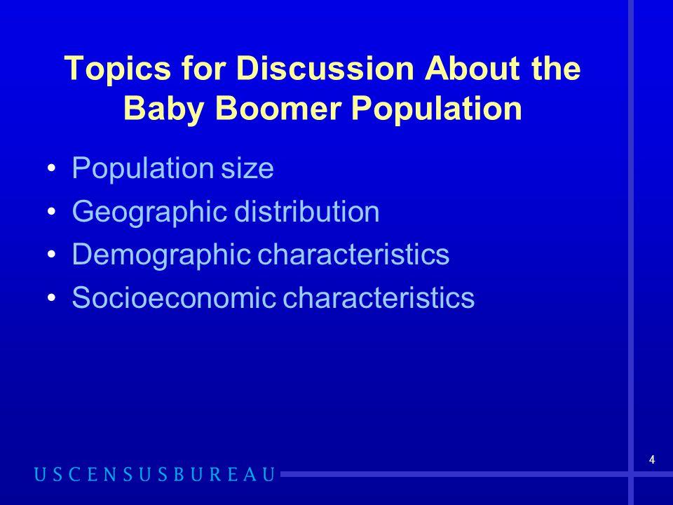baby boomers characteristics