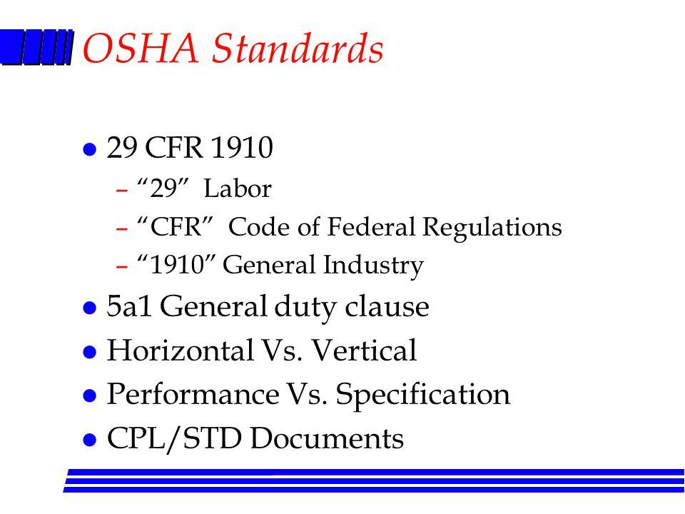 Osha Lighting Standards 1910 Democraciaejustica  sc 1 st  Power Generation Industry Trends & Osha 29 Cfr 1910 General Industry Standards - Best Industry 2017