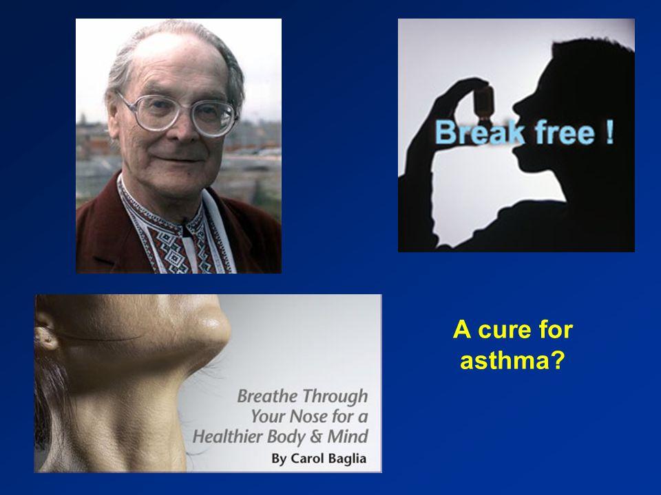 Breathing techniques for asthma CA Slader, HK Reddel, LM