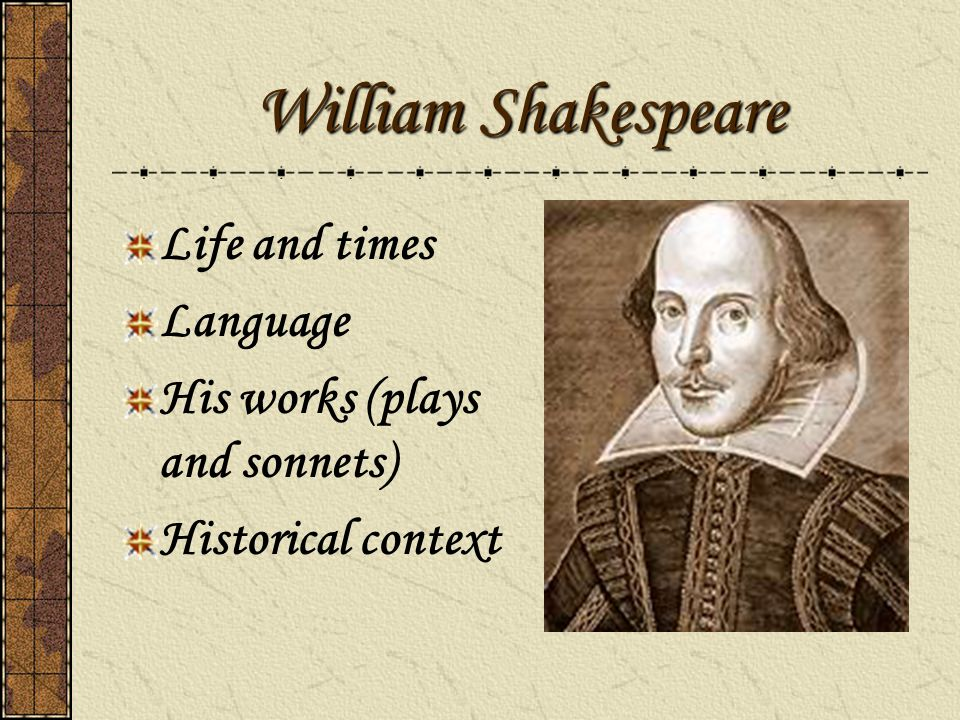 Four Hundred Years Of Shakespeare