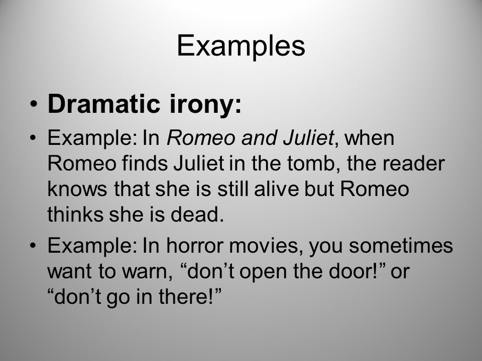 examples of irony in othello