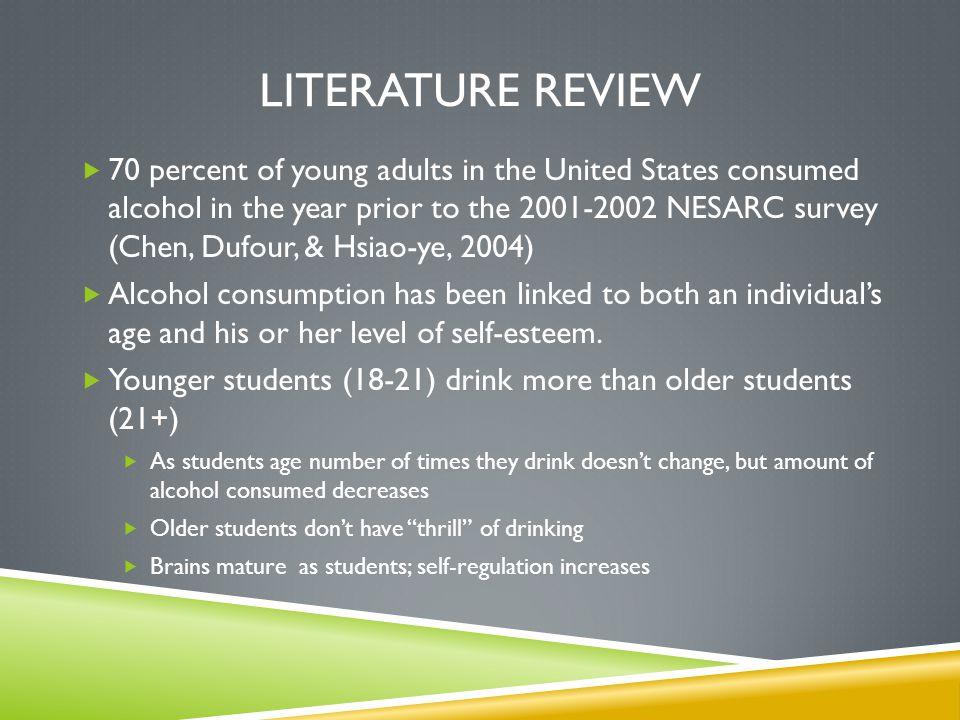 self esteem literature