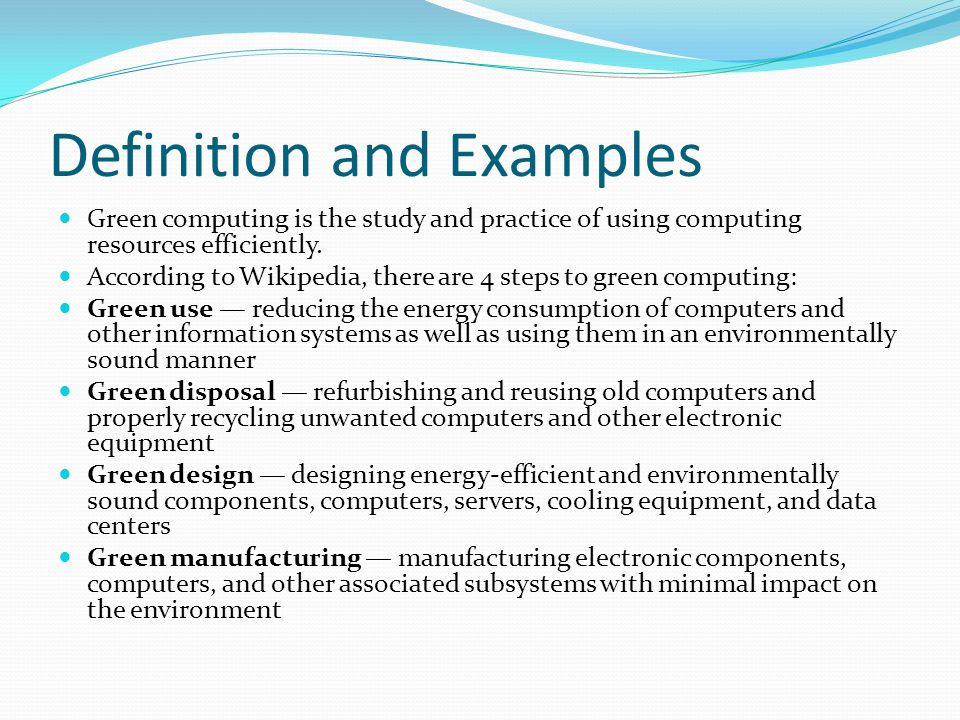 green computing wikipedia