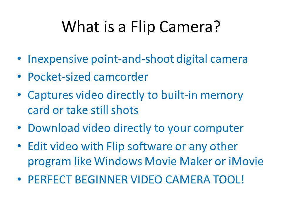 flip camcorder software download