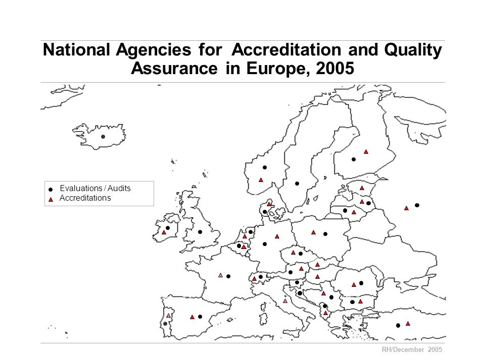 Crus Conference Internal Quality Assurance At