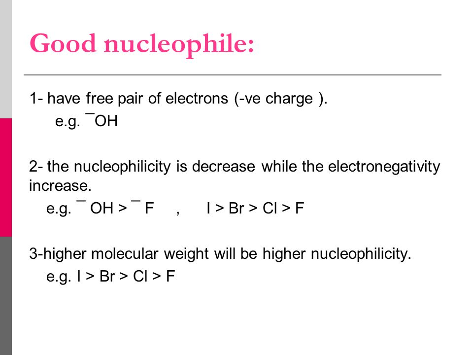 nucleophilic substitution reactions lab