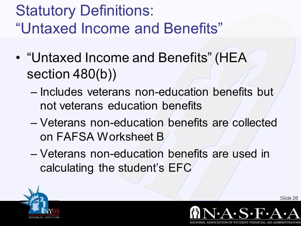 National association of student financial aid administrators 26 slide ibookread Read Online
