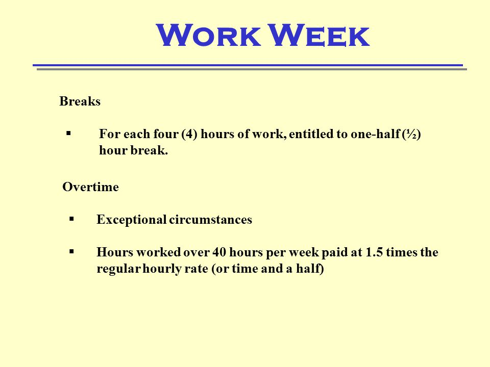 1Part Time Employment Is Limited To No More Than 25 Hours Per Week