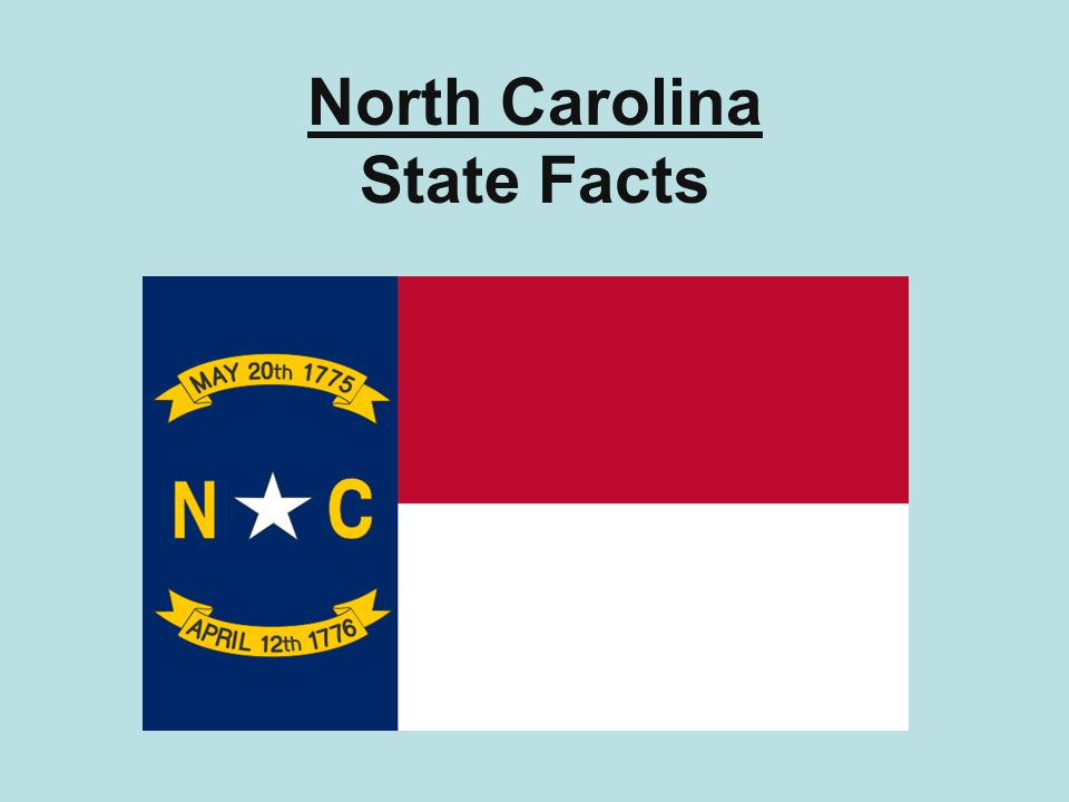 North Carolina State Facts State Bird The North Carolina Assembly