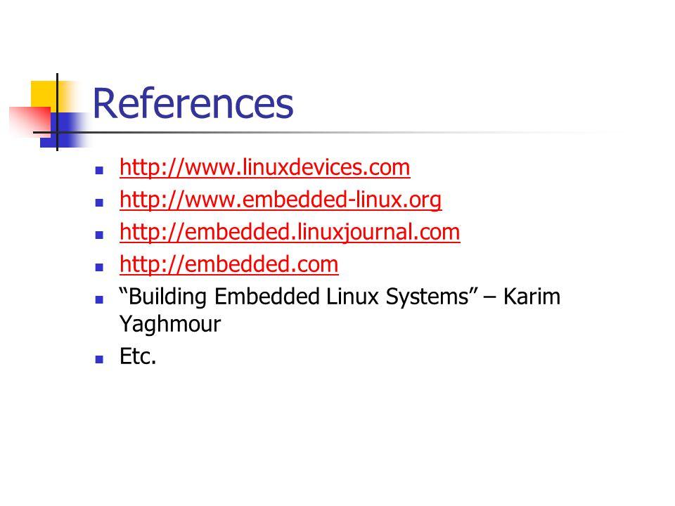 Embedded Linux Sandeep Sirpatil Graduate Student University