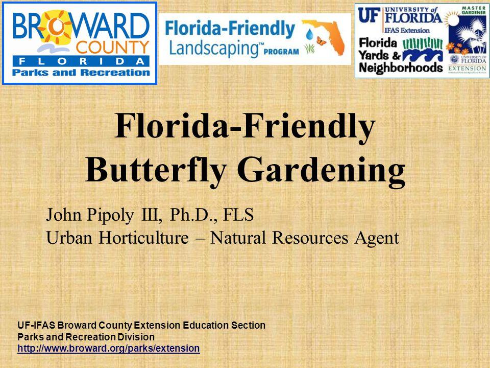 1 uf ifas - Uf Butterfly Garden