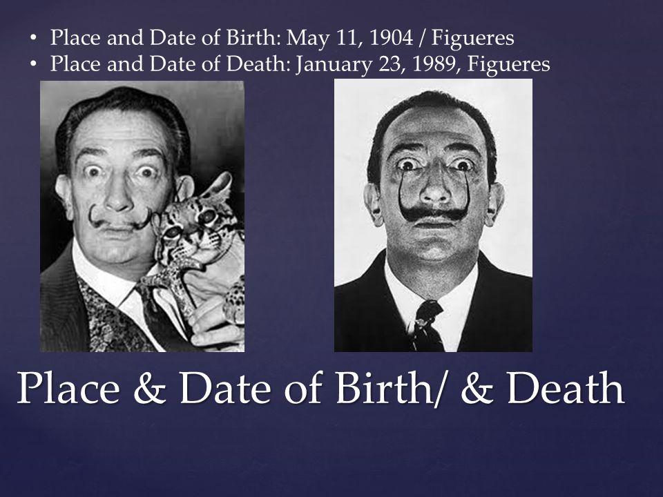 Salvador Dali dating vad man ska göra när din man är på en dejtingsajt
