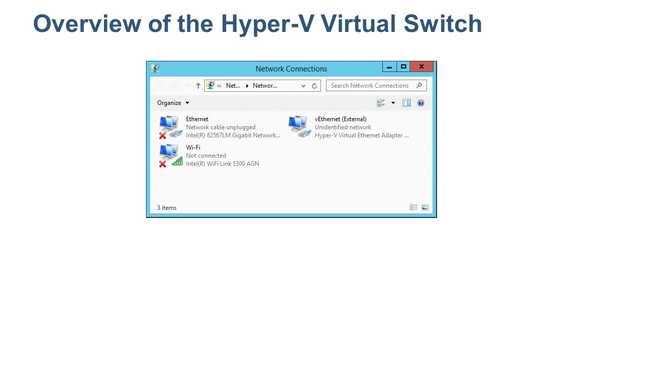 Microsoft Virtual Academy Module 4 Creating and Configuring Virtual
