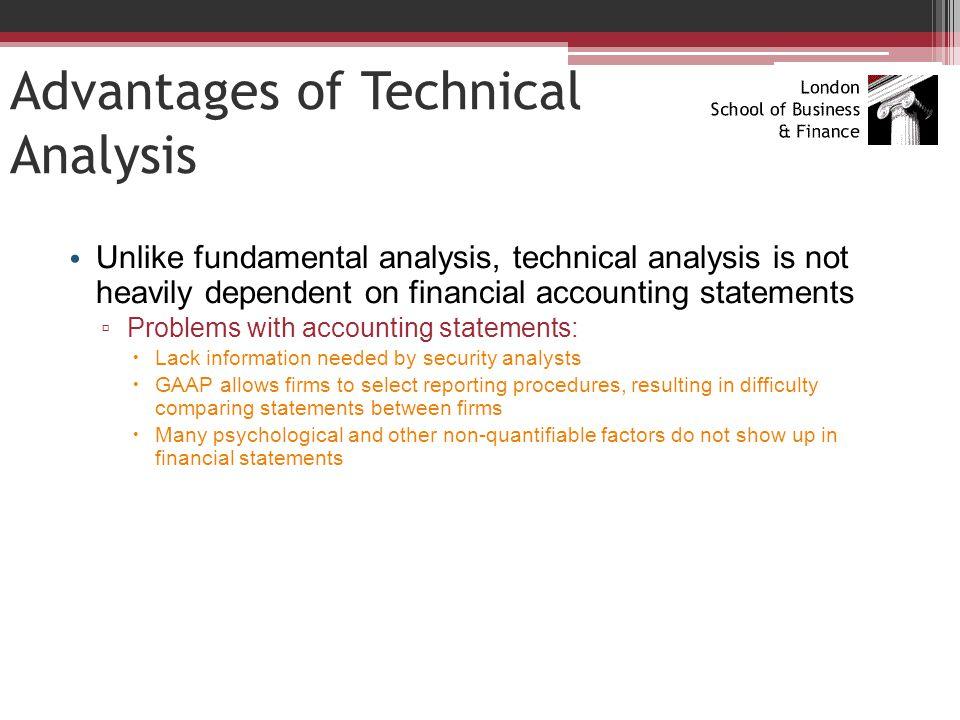 advantages of fundamental analysis
