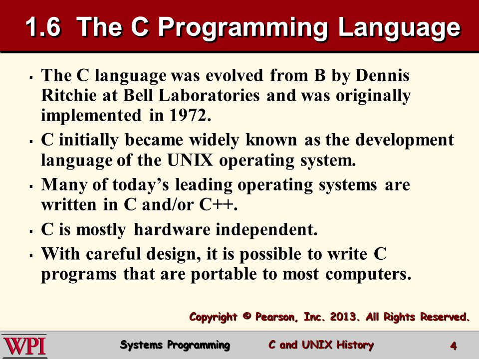 b53d39121 Brief History of C and Unix Systems Programming Concepts. - ppt download
