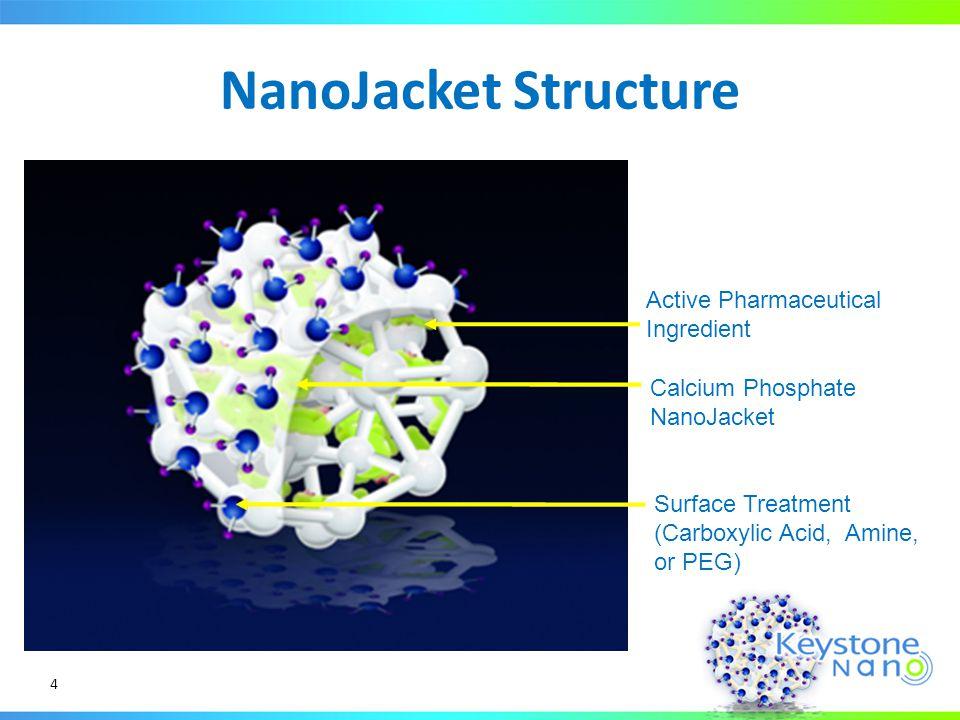ساختار کلی یک نانو جکت