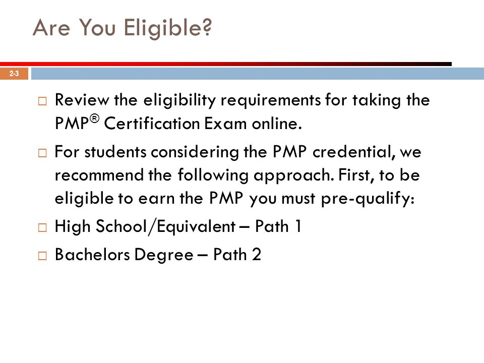 Pmp Exam Overview Kanabar Warburton Pmp Exam Overview O How To