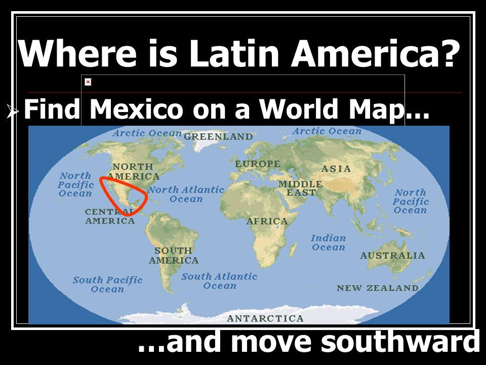 Latin america introduction to latin america where is latin america latin america introduction to latin america 2 where gumiabroncs Choice Image
