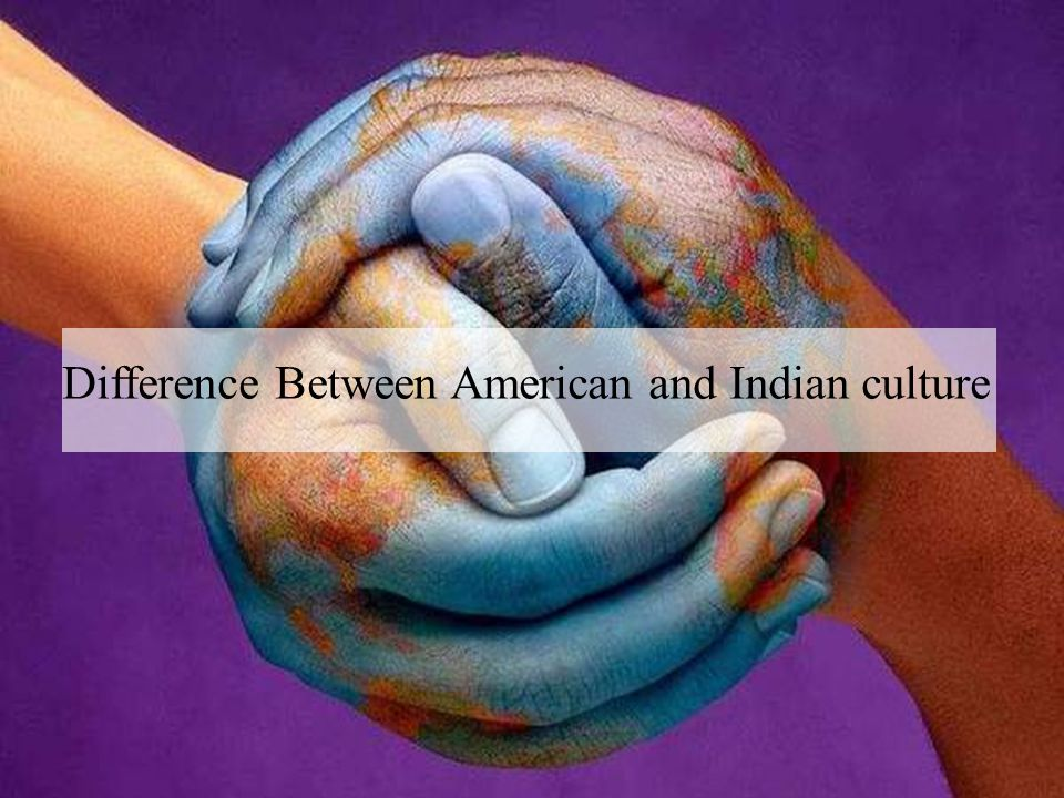indian and american culture