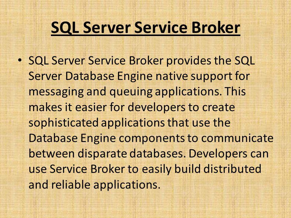 Pro Sql Server 2008 Service Broker Pdf