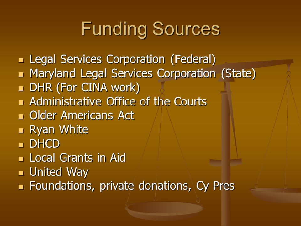Legal Aid In Maryland: Obtaining Free Civil Legal Services By C