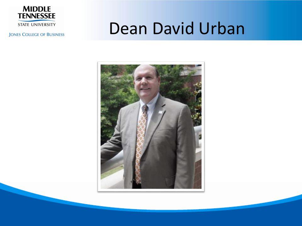 2 Dean David Urban