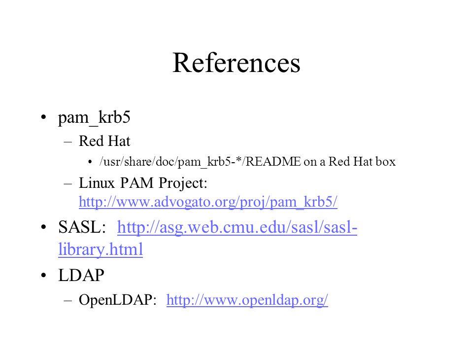 Kerberos and LDAP Jason Heiss February Why is everybody