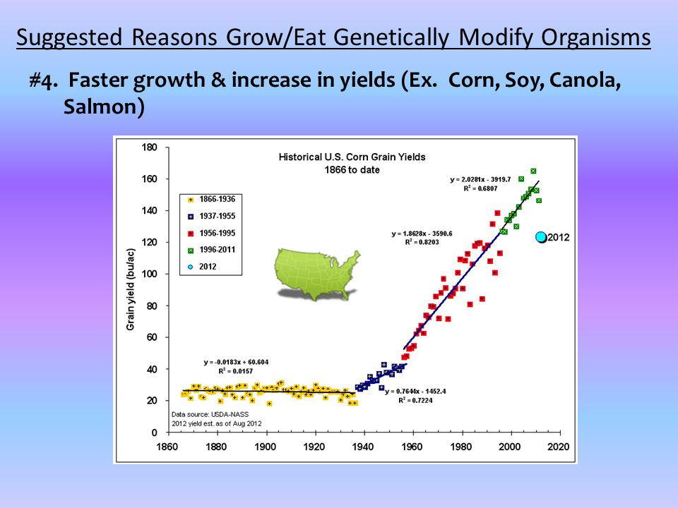 #4. Faster growth & increase in yields (Ex.