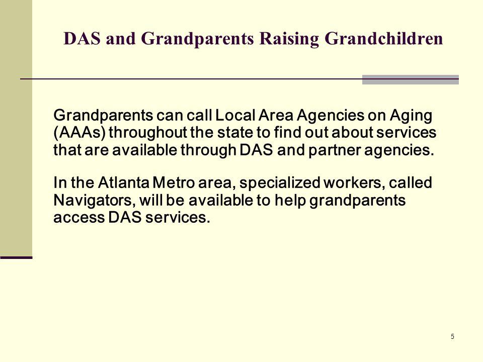 1 Grandparents Raising Grandchildren (GRG) An Individual