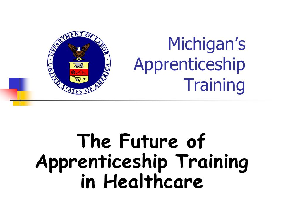 Michigans Apprenticeship Training The Future Of Apprenticeship