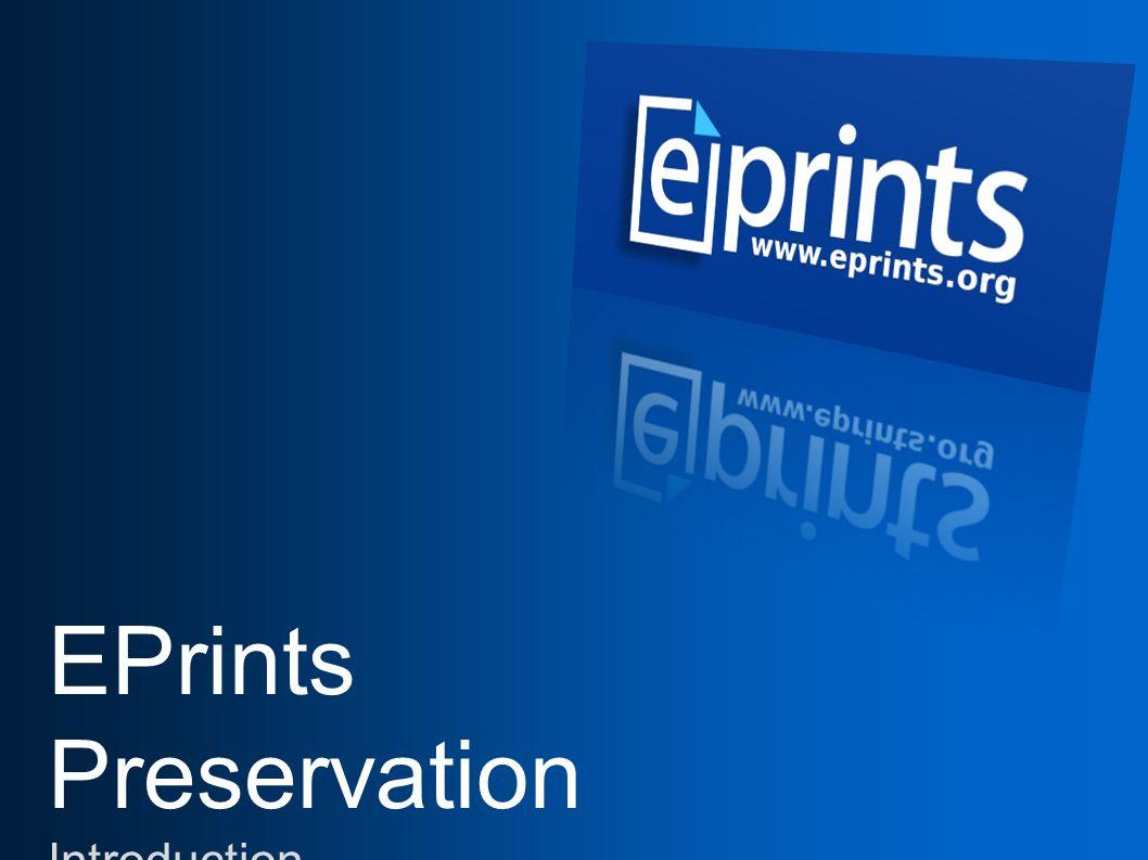 Bringing preservation to the forefront: preservation initiatives.