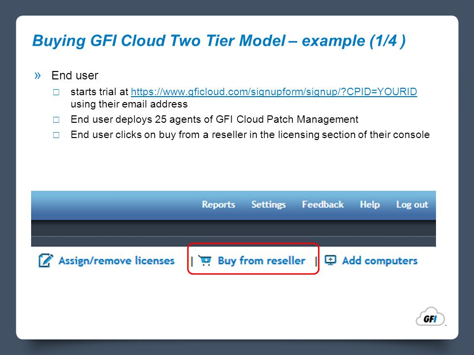 Patch management capabilities are added to gfi cloud | the.