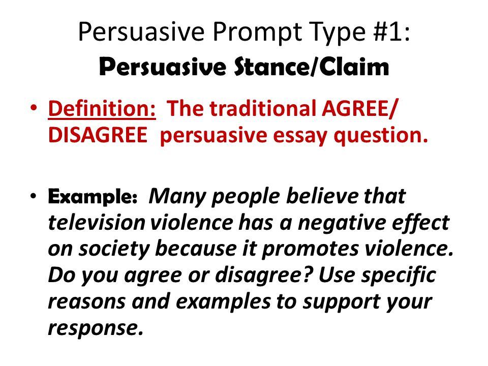 define persuasive essay