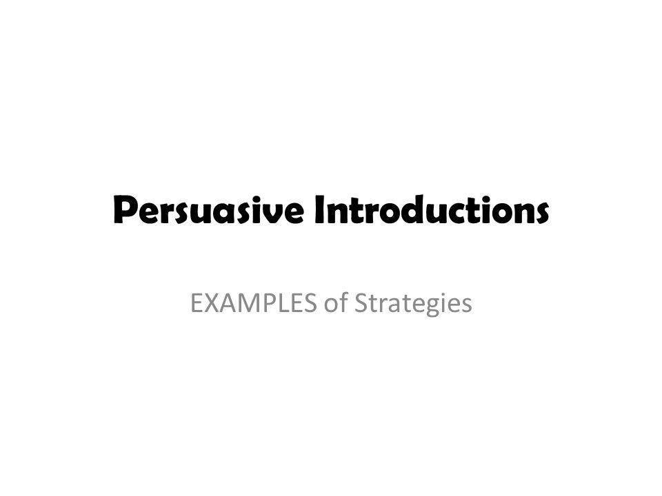 persuasive claim example