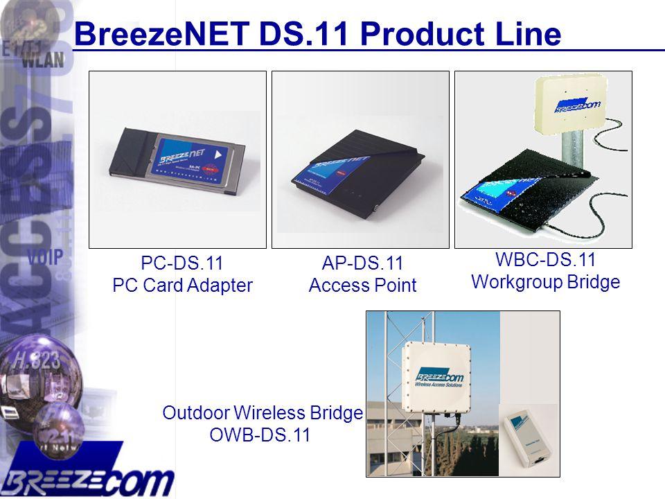 DRIVER UPDATE: BREEZENET PC-DS.11B